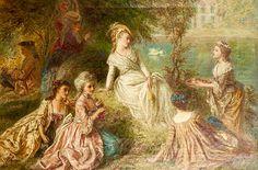 Maria Antonieta en el Trianon