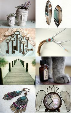 Mystical Romance by Cindy Ray on Etsy--Pinned with TreasuryPin.com