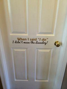 Right! #laundry