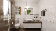 3D návrh nadčasovej kúpeľne Double Vanity, Bathroom, Washroom, Full Bath, Bath, Bathrooms, Double Sink Vanity