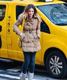 Jessica Alba Style, Winter Jackets, Fashion, Winter Coats, Moda, Winter Vest Outfits, Fashion Styles, Fashion Illustrations