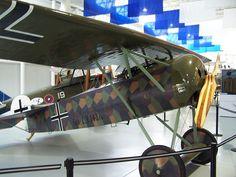 Fokker DVIII by Old Sy in Beaufort, via Flickr