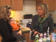 How to mix and store formula / @BabyCenter #Video #formulafeeding