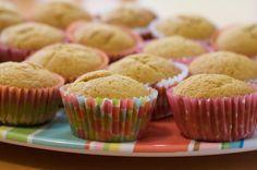 Podstawowy przepis na muffiny to: -2 szklanki mąki -1 łyżka proszku do pieczenia  -szczypta sody oczyszczonej -1/2 szklanki  cukru -1 łyżeczka soli -2 jajka -1 szklanka mleka ( jogurt/maślanka) -1/2 szklanki oleju roślinnego (oliwa/ masło). Przygotowanie cista na muffiny trawa około 5 minut. Wystarczy, że wszystkie składniki  wymieszasz ręcznie w jednej misce. Potem pozostaje już tylko rozlanie go do foremek wyłożonych papilotkami i pieczenie przez około 20 minut w temperaturze 180 stopni.