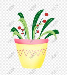 The Best Mewarnai Gambar Bunga Dalam Pot