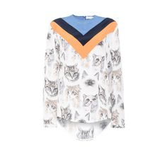 Alida Top - Stella Mccartney Official Online Store - FW 2016 - 2017