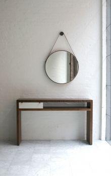 mirror + console table | BDDW