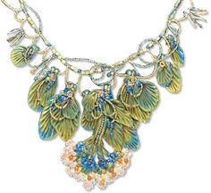 Bead Business Interview, Judy Kuskin, the business brain behind the Synergy Conference, has given an interview to Lori Greenberg on her bead business site along with some great pictures (like this Christi Friesen necklace). Bargain hunters will want to sign up for the Baltimore conference this month to get the best deal.