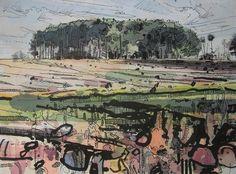 Landscape Paintings ... Harry Stooshinoff: December 2011#