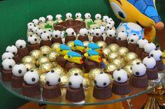 doces de festa com tema futebol                                                                                                                                                                                 Mais