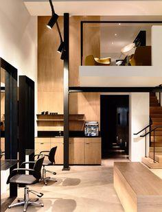 Toni & Guy, Port Melbourne | Travis Walton Architecture & Interior Design