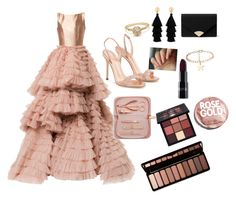 """Untitled #110"" by lynabeauty on Polyvore featuring Isabel Sanchis, Giuseppe Zanotti, MICHAEL Michael Kors, Red Herring, Forever 21, Ted Baker, Urban Outfitters and Huda Beauty"