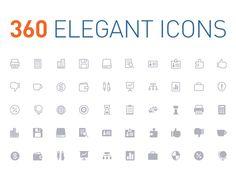 360 Free Icons