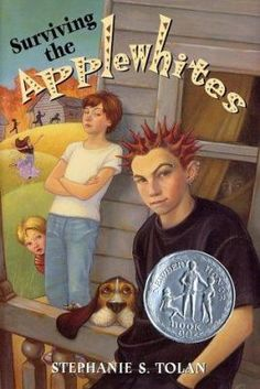 61 best newbery honor books 2000 images on pinterest books to surviving the applewhites by stephanie s tolan was a newbery honor book in fandeluxe Gallery