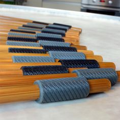 FS grip for timpani mallets Handmade, Hand Made, Handarbeit