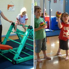 Seacliff KinderGym provides the foundations for a lifetime of positive attitudes towards physical activity and help prepare your child for kindergarten, school and sports.