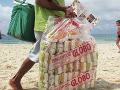 Lazy chair snapshots Rio de Janeiro BISCOITOS GLOBO! the best!!!