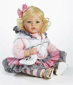 "Adora Dolls ""Cat's Meow"""