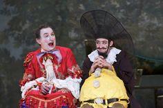 Le Bourgeois Gentilhomme, avec François Morel, au théâtre de la Porte St-Martin  http://www.arkult.fr/2012/02/le-bg-perd-la-boule/bourgeois-gentilhomme/