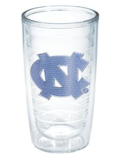 UNC Tervis ~ I got this cup for Christmas and I LOVE it!!!