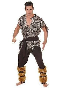 Show off your resourceful side this Halloween in our hunter caveman costume! This affordable men's prehistoric costume comes with furry leg covers. Book Day Costumes, Adult Costumes, Halloween Costumes, Halloween Ideas, Costume Ideas, Halloween 2016, Halloween Stuff, Diy Costumes, Happy Halloween