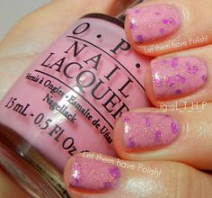 Let them have Polish!: Pink Wednesday!! O.P.I Pink of Hearts Set for 2012
