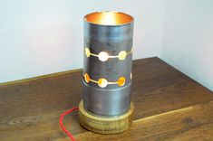 Aircraft Jet Engine Parts Upcycled Aviation Oil Ring Bowl