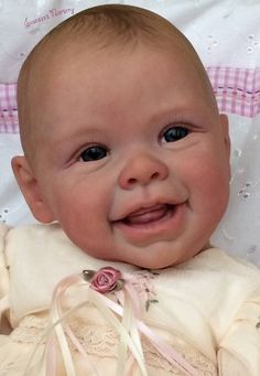 Joanna s Nursery ~ ADORABLE~  Reborn Baby GIRL~ HARPER by ANDREA ARCELLO~ RARE~