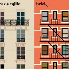 Paris versus New York video