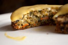Loaded Quinoa Veggie Burgers Recipe on Yummly. @yummly #recipe