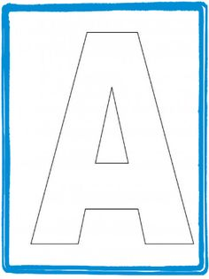letter a and b a alphabet colors and libraries on 9632
