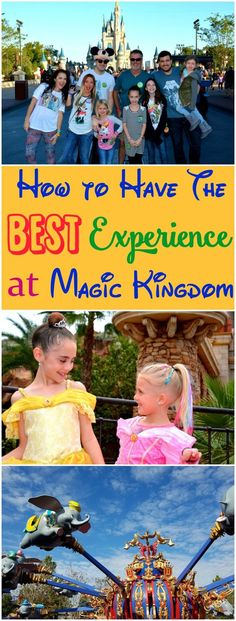 Magic Kingdom is one of the busiest theme parks, so here are some much needed tips to help you have the best experience.