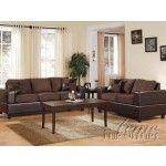 Acme Furniture - Antonia 2 Piece Sofa Set - 0105A-0106A   SPECIAL PRICE: $785.00