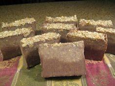 Oatmeal and Goat's Milk Soap Recipe
