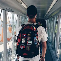 Off to a new adventure! #vsco #backpacker