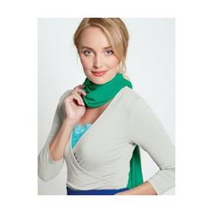 Make sure your scarf is in one of your 'best' colours as you'll be wearing it close to your face! Find out more from http://www.colourmebeautiful.co.uk/home