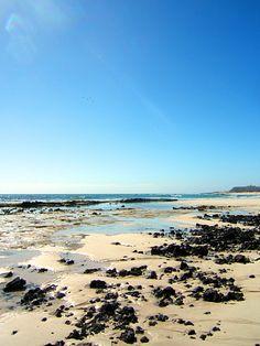 Playas Corralejo mattina di Aprile