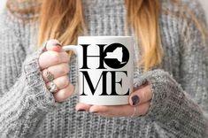 New York Mug State Mug Coffee Mug Home Mug Homesick Gift Personalized Mug Custom Mug New York Gift Welcome Home Gift New Home Gift