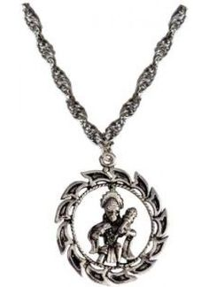 We have a wide range of traditional, modern and handmade With Chain Mens Pendants Online Hanuman, Chains For Men, Artworks, Pendants, Pendant Necklace, Traditional, Silver, Stuff To Buy, Jewelry