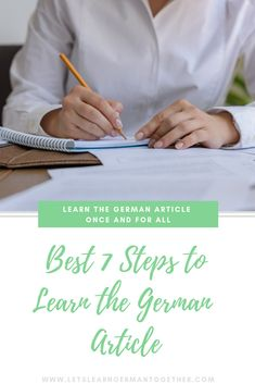 German is easy and fun if you know how to learn! Start learning German now or start preparing for a Beginner's Language Certification by using these tips. Basic Grammar, I Will Show You, Learn German, Try To Remember, Do It Right, Write It Down, Do Your Best, Keep In Mind, Sentences