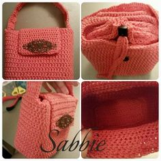 Luxury recycled handbag, Limited Edition www. Recycling, Luxury, Pattern, Crafts, Accessories, Design, Fashion, Crochet Pouch, Moda