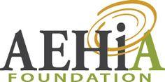 AEHIA Foundation logo I designed for a new CHIME association. Foundation Logo, Instructional Design, My Design, Logos, Logo, Industrial Design