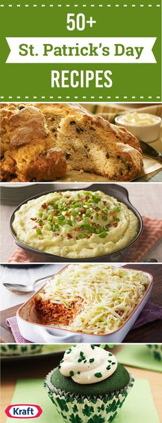 1780 best comfort food recipes images on pinterest cooking recipes 50 st patricks day recipes the luck of the irish will be with you while making these delicious st patricks day recipes forumfinder Choice Image