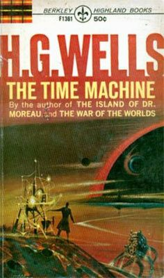 #104 -- The Time Machine by H.G. Wells -- Read in 2012 -- ★ ★ ★ ★ ★ -- 1001 Books You Must Read Before You Die