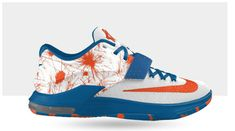 the best attitude 8fc8b 412db KD VII OKC Home Popular Sneakers, Sneakers For Sale, Kd 7, Kd Shoes