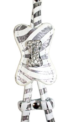Shop where every purchase helps shelter pets! Hip Doggie Silver Zebra Bone Step-in Dog Harness - from $19.99