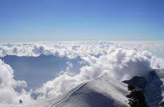Piz Palü - East Ridge
