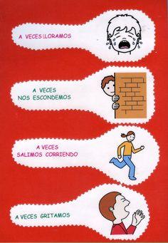 Os enseñamos materiales que utilizamos para el aprendizaje de los aspectos relacionados con la Teoría de la Mente: El termómet... Kids Learning, Snoopy, Teaching, Education, Feelings, School, Kids Psychology, Ants, Appliance Cabinet