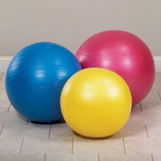 Physical Therapy Exercise Balls, Heavy duty
