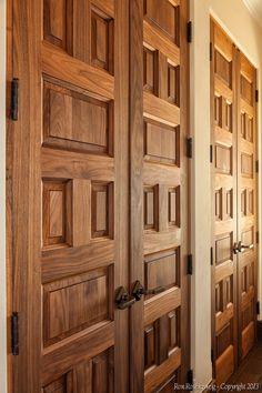 Island Home Finishes – Doors Cabinets Moldings Shutters Door Design Images, Door And Window Design, Home Door Design, Wooden Front Door Design, Double Door Design, Door Design Interior, Wooden Double Doors, Modern Wooden Doors, Wooden Front Doors